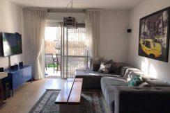 דירת 4 חד למכירה בכרמים מודיעין - סלון